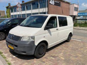 VW transportér 6 míst 1,9 TDI 75 kw rok 2007 *** skladem v Belgii ****